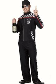 Mens Sexiest Halloween Costumes Male Race Car Driver Costume Costumes Halloween Ideas