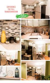 the weekender by lowe u0027s small kitchen makeover