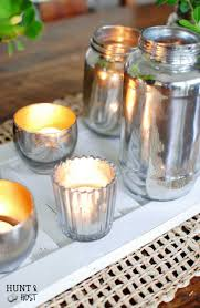 Mercury Glass Home Decor Grocery Store To Gorgeous Hunt And Host