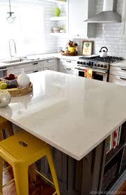 Materials For Kitchen Countertops Best 25 Countertop Materials Ideas On Pinterest Kitchen