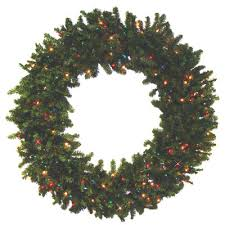outdoor christmas garland with lights lighted christmas wreaths prelit christmas wreath buy online
