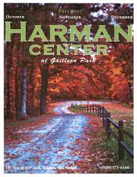 harman senior center parks and recreation city of yakima