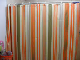 soft brown transparent fabric shower curtains fabric shower