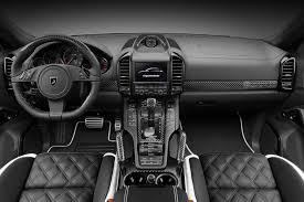 Porsche Cayenne Lumma - interior porsche cayenne topcar gtr 958 1 19 50 topcar