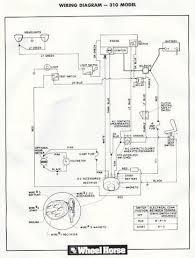 wheelhorse wiring diagram wheelhorse wiring diagrams