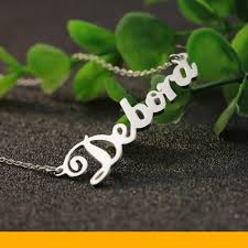 Arabic Necklace Name Popular Pendent Necklace Name Buy Cheap Pendent Necklace Name Lots