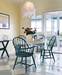 Blue And White Dining Chairs by Blue Dining Chairs Dining Room Traditional With Beige Wall Slip