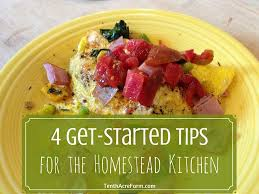 Homestead Kitchen 4 Get Started Tips For The Homestead Kitchen Tenth Acre Farm