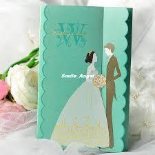 Special Invitation Cards 3 Folded Wedding Invitations Cards Wedding Supplies Romantic