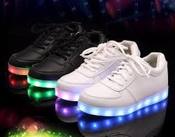 light shoes for women women led shoes chaussure light up shoes women led lumineuse casual