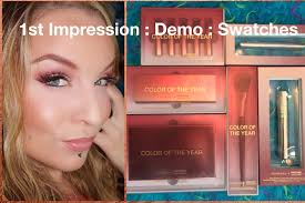 Pantone Colors Of The Year by 1st Impression Demo Sephora Pantone Universe Color Of The
