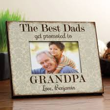 the best dads get promoted to best dads get promoted to personalized frame personalized