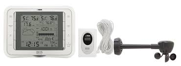 bios thermor home weather station with wind speed amazon ca