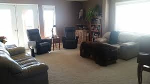 Fabric Chairs Living Room Mixing Leather And Fabric Living Room Furniture Etc