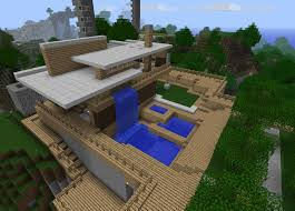 Interesting House Designs Interesting Ideas 8 Awesome Minecraft Modern House Plans House