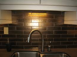kitchen kitchen with brick backsplash the benefits t brick tile