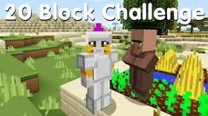 Challenge Minecraft Minecraft Ps4 It S Finished Negative Challenge 16 Safe