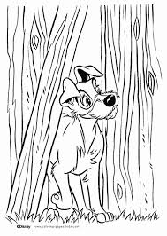 lady tramp coloring pages coloring pages kids