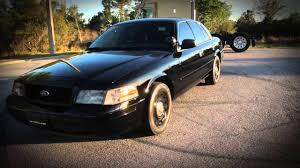 2005 Ford Crown Victoria P71 Police Interceptor Carbon Fiber
