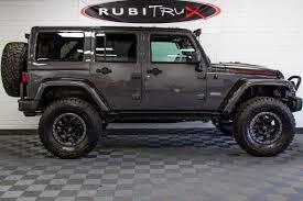 jeep rubicon recon 2018 jeep wrangler rubicon recon unlimited granite