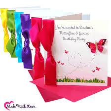 special invitations for birthdays birthday