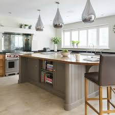 luxe contemporary family kitchen brentwood essex