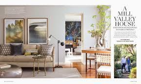 Interior Home Magazine Maco Caribbean Living Historic Greystone Mansion California Homes