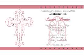 templates for confirmation invitations personalised confirmation invitations daughter design 2 confirmation