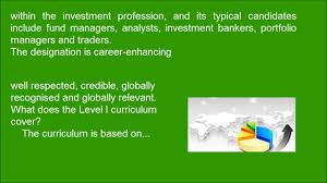book cfa level exam 10 pieces of cfa advice business insider