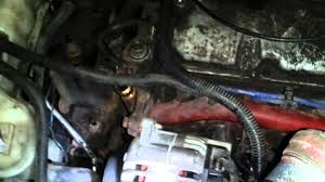 how to bleed a sunfire or cavalier coolant system youtube