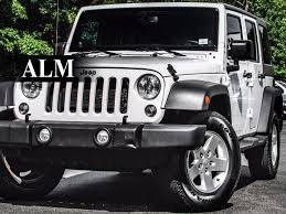 jeep billet silver metallic used jeep at alm gwinnett serving duluth ga