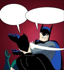 Meme Generator Batman Slap - batman slapping robin new blank template imgflip