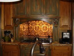 kitchen tin backsplash accented stove backsplash rustic kitchen ta by