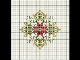 114 best cross stitch snowflakes images on cross
