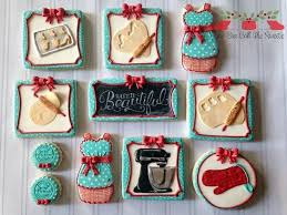 195 best decorated cookies kitchen food theme images on