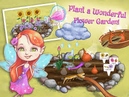 Flower Garden App by Fairy Sisters 2 Android Apps On Google Play