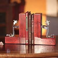 Unusual Bookends Bookends Unique Bookend Collection At Novica