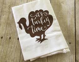 tea towel thanksgiving tea towel gobble tea towel autumn tea