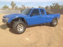 chevy baja truck street legal bangshift com got 100k buy this full tilt pre runner and own the