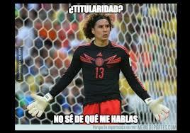 Ochoa Memes - selección mexicana los memes del no llamado al tri de ochoa y los
