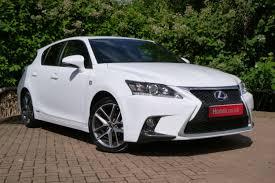 lexus hedge end used cars used lexus ct 1 8 for sale motors co uk