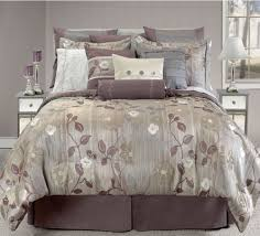 Modern Bedding Sets Queen Neat Luxury 3d Bedding Sets Oil Painting Comforter Set 4pc