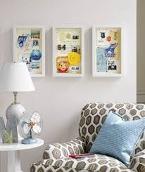 how to create a shadow box real simple