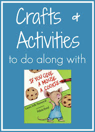 toddler approved if you give a mouse a cookie crafts and activities
