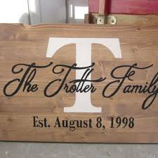 monogram plaques best wood wedding plaques products on wanelo
