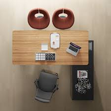 Unique Desk by Unique Furniture 400 Collection White Desk 482 With Left Return