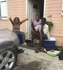 fundraiser by stephen r burzon help my st martin neighbors rebuild to take this necessary way out we had to leave our dogs a heart wrenching decision our sweet neighbors told us to go they would care for them and love