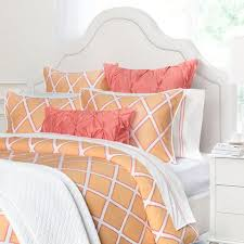 Orange And White Comforter Duvet Covers And Duvet Sets Luxury Duvet Covers Crane U0026 Canopy