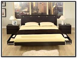 Platform Bed Canada King Size Platform Bed With Storage Canada Home Design Ideas