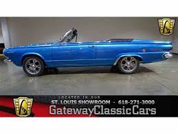 1963 dodge dart gt 1963 to 1965 dodge dart for sale on classiccars com 15 available
